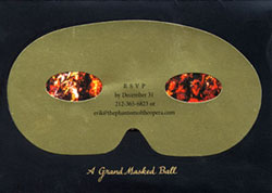 The Masked Ball Invitation - click to enlarge